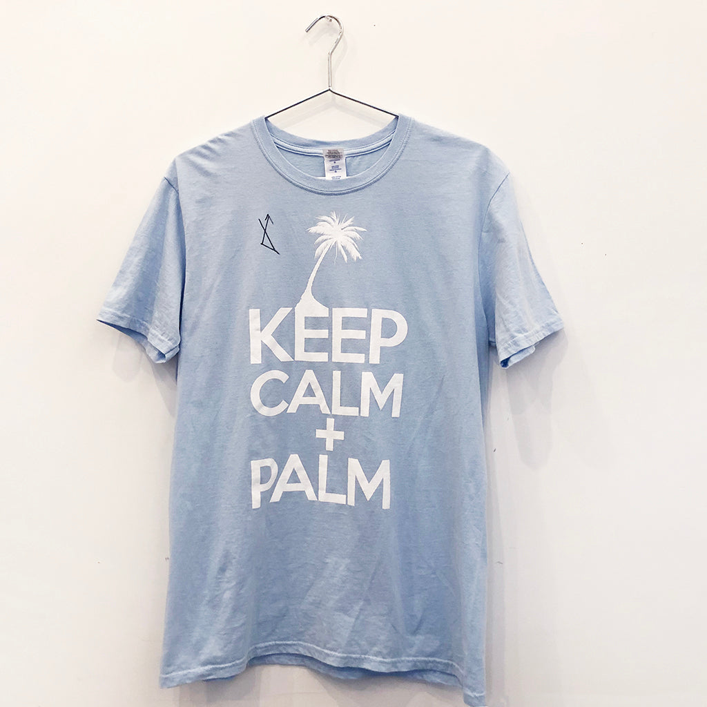 Jared Leto Collection Keep Calm and Palm