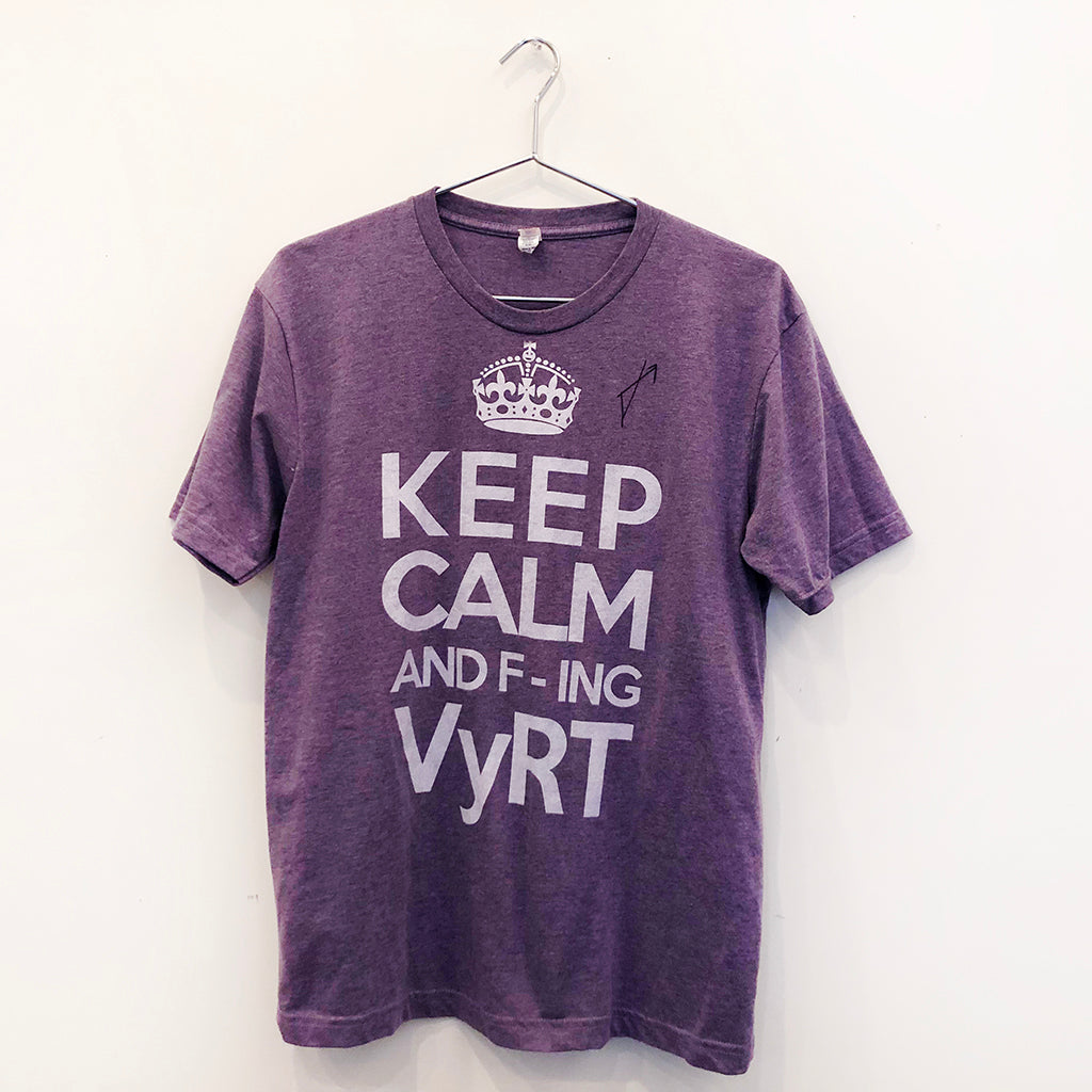 Jared Leto Collection Keep Calm and F-ing VyRT