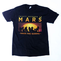 Kings & Queens European 2010 Tour T-Shirt