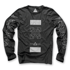 Epsilon Long Sleeve Tee