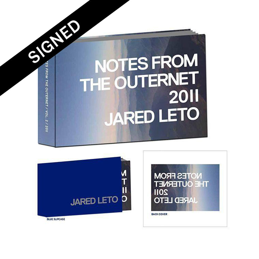 Notes From The Outernet V2 Book (Signed)