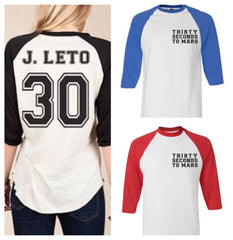 Team Mars Raglan Bundle (Limited Edition!)