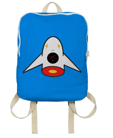 Rocket Boy Backpack