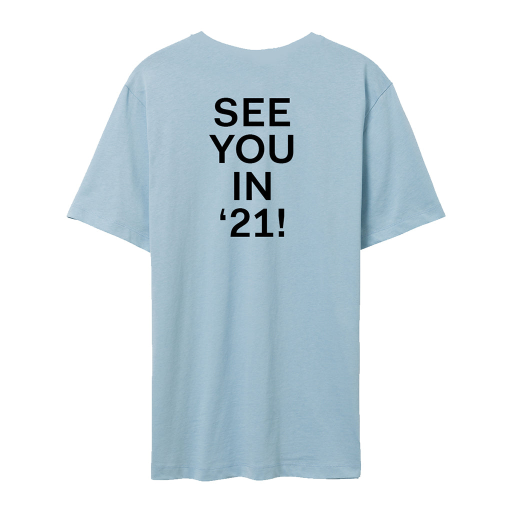 See You In '21 List Tee (Pre-Order)