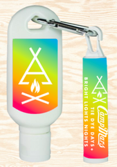 Camp Mars SPF30 Sunscreen Lotion w/ Carabiner & Lip Balm