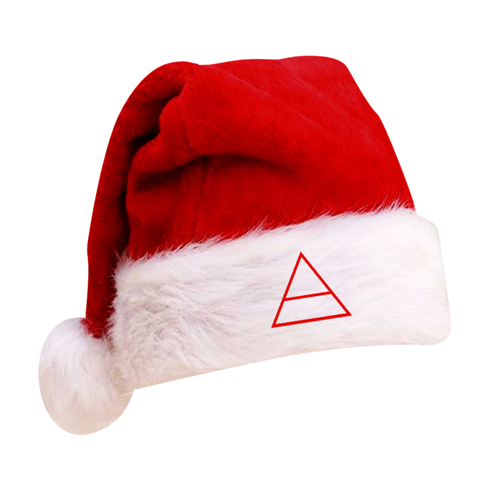 Triad Santa Hat