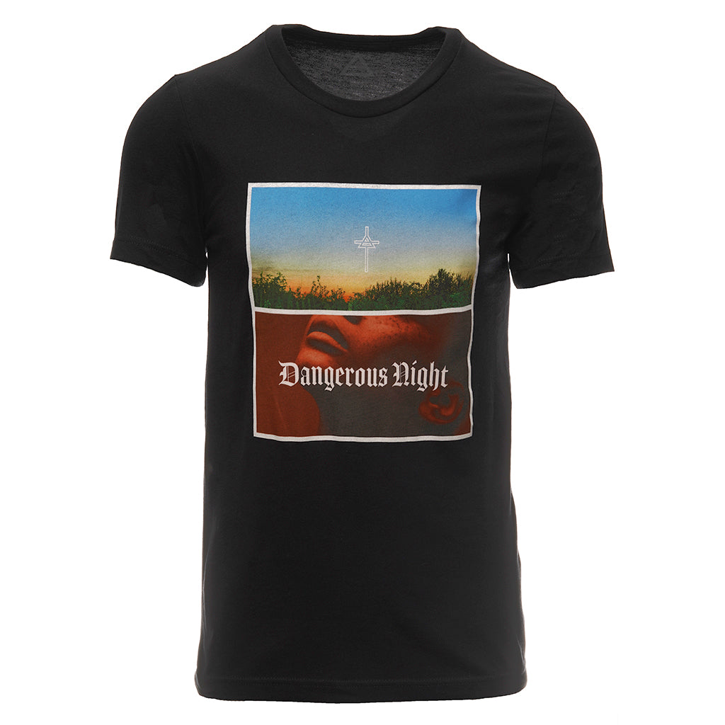 Dangerous Night Black Tee