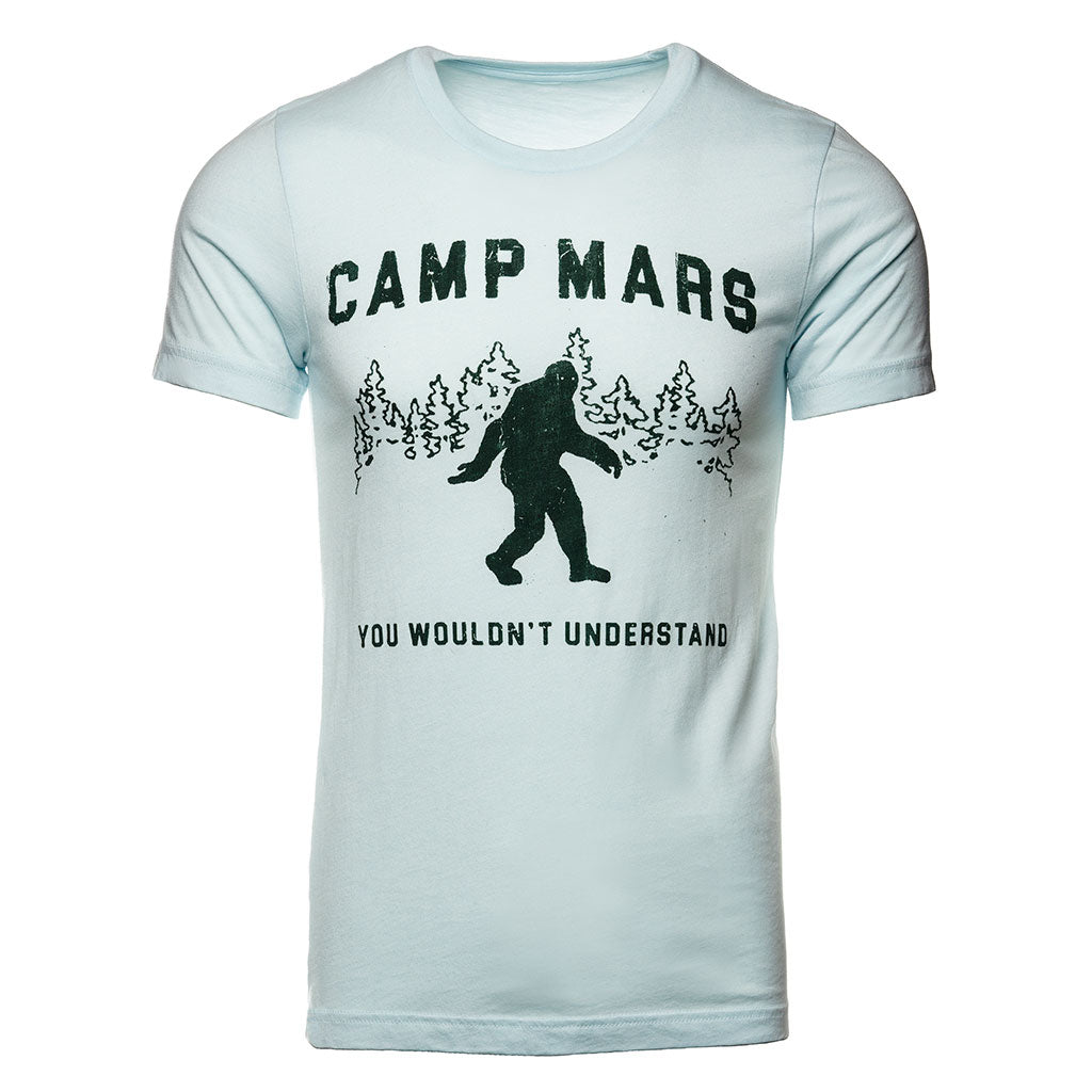 Camp Mars Bigfoot Tee