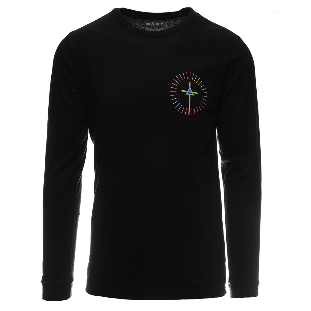 God Sex Drugs Long Sleeve Tee