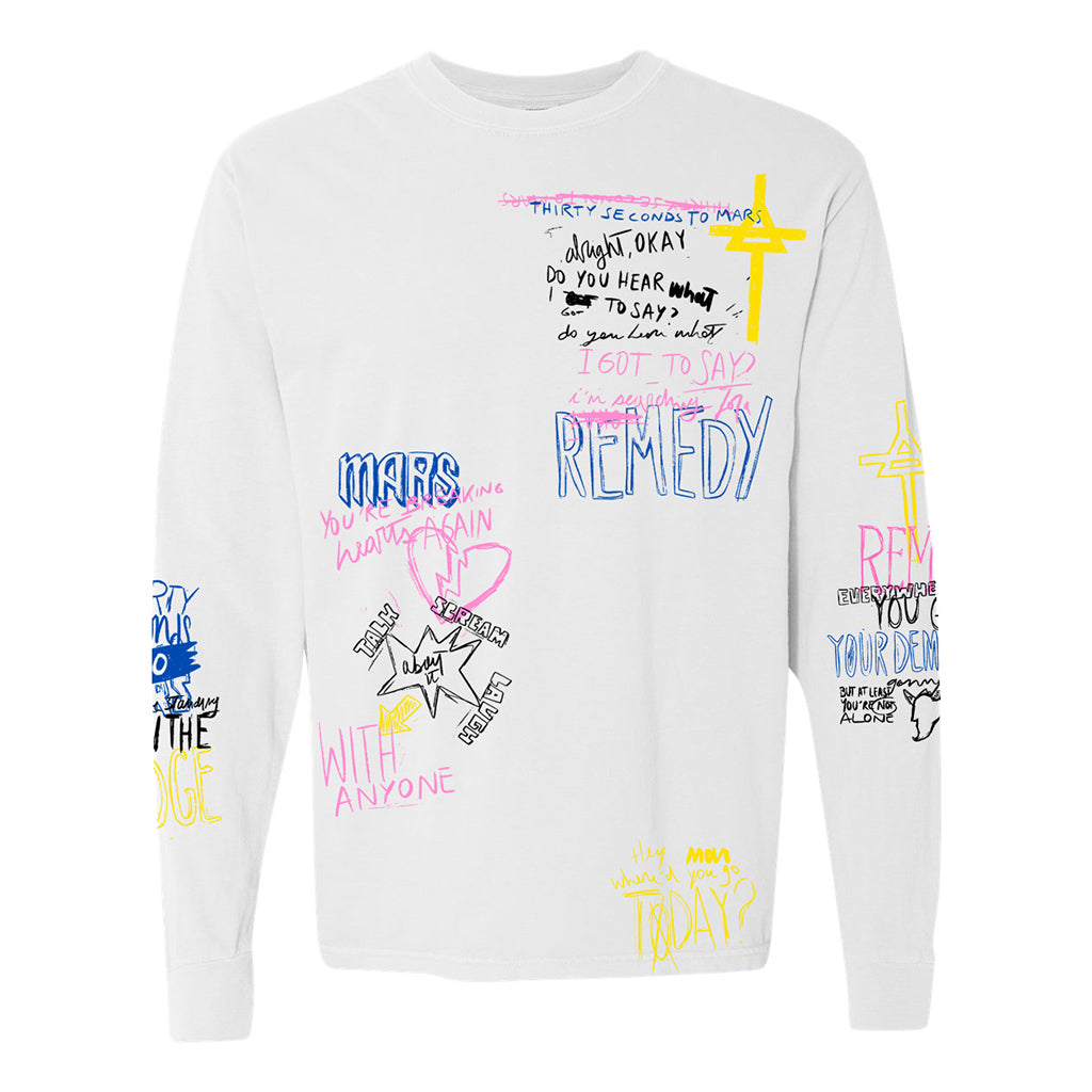 The Remedy Lyric Long Sleeve Tee