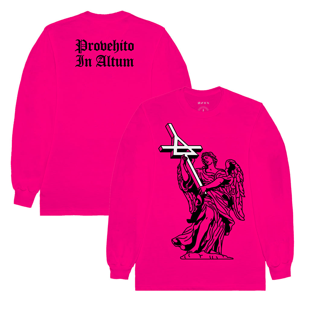 Provehito In Altum Angel Long Sleeve