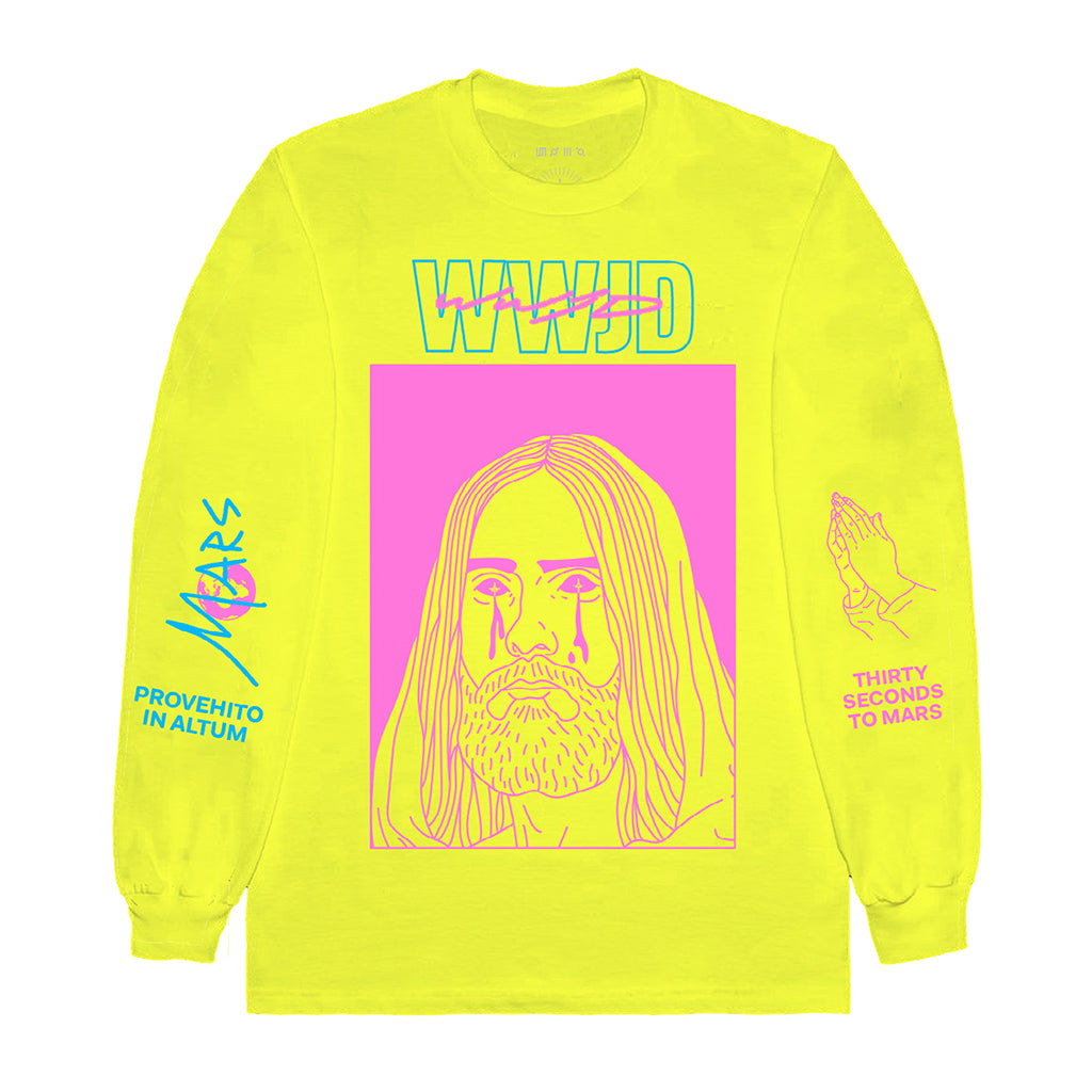 WWJD 2.0 Long Sleeve