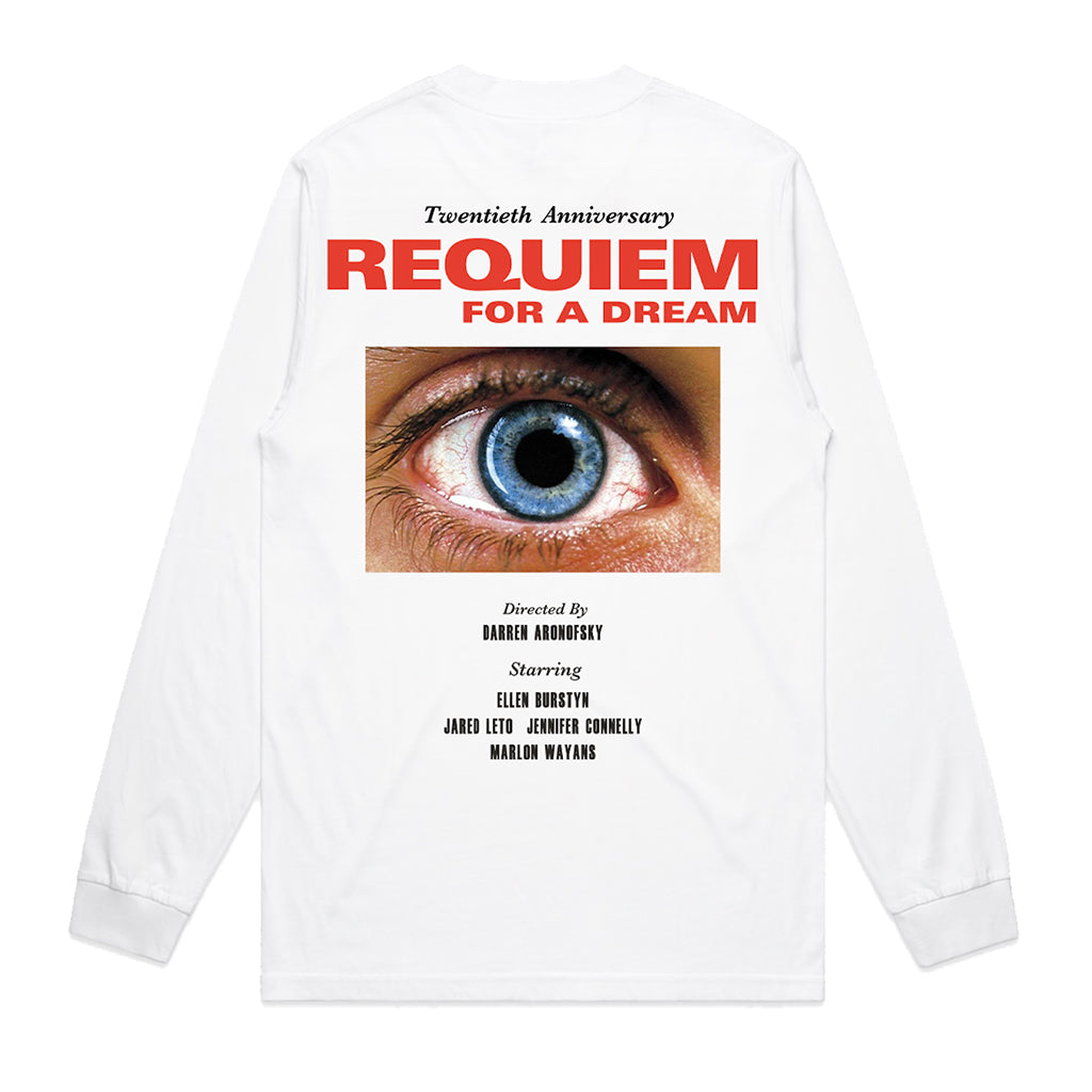 Requiem For A Dream 20th Anniversary Long Sleeve
