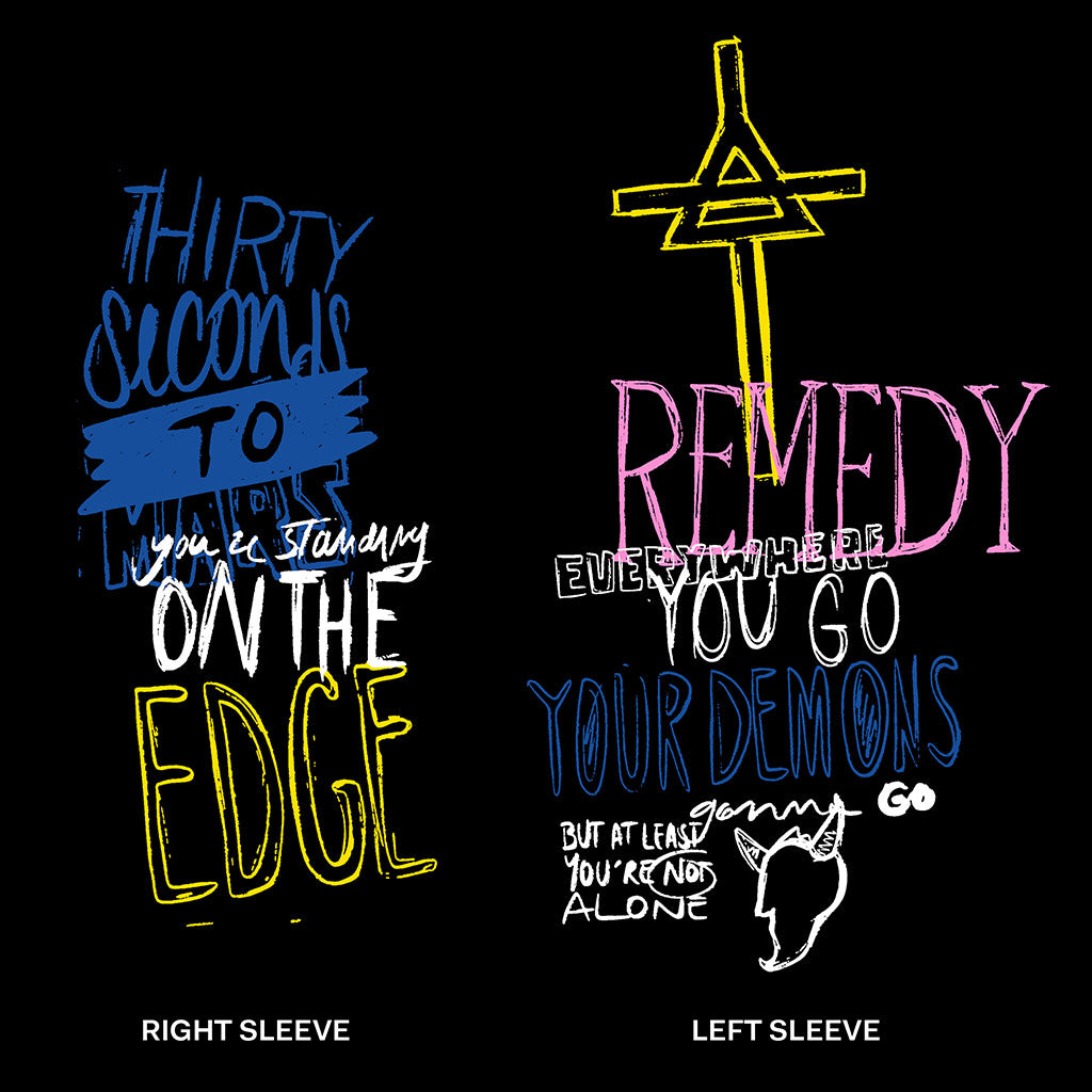 The Remedy Lyric Hoodie (Pre-Order)
