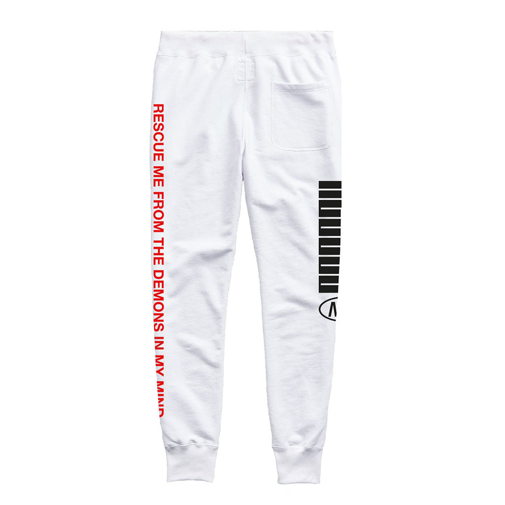 Rescue Me Lyric Sweat Set