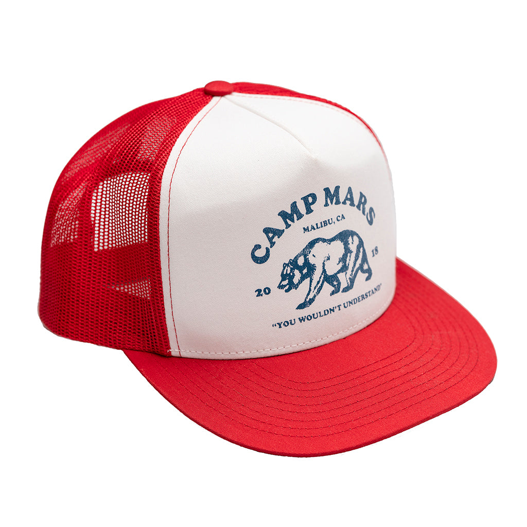 Camp Mars 2018 Bear Hat