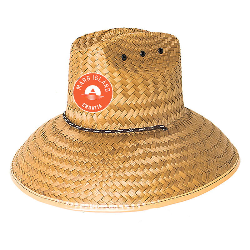 Mars Island Lifeguard Hat