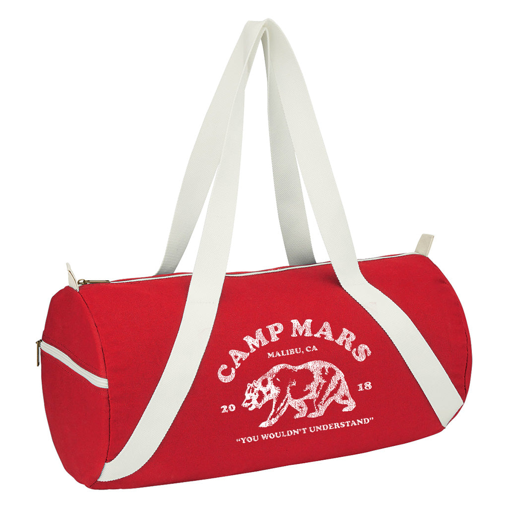 Camp Mars 2018 Bear Duffle Bag