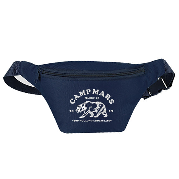 Camp Mars 2018 Bear Fanny Pack