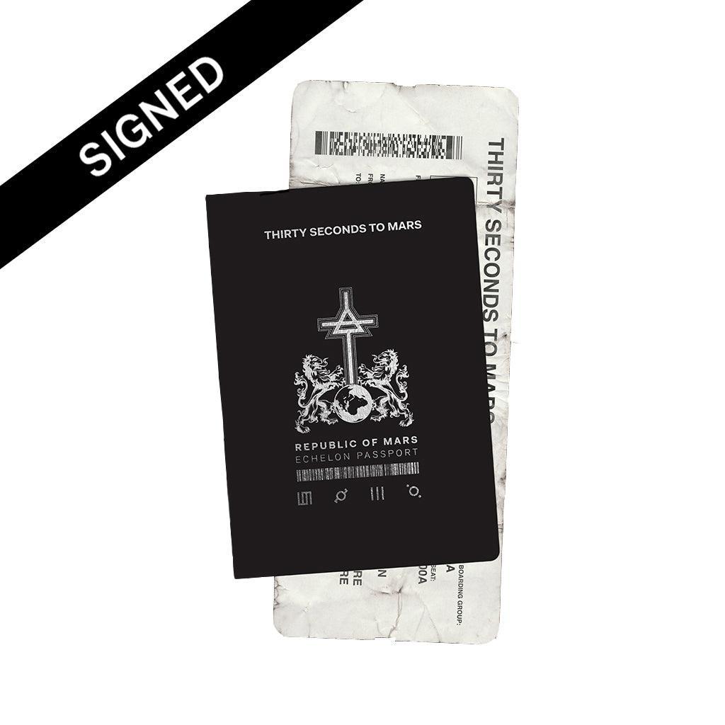 The Echelon Passport (Signed)