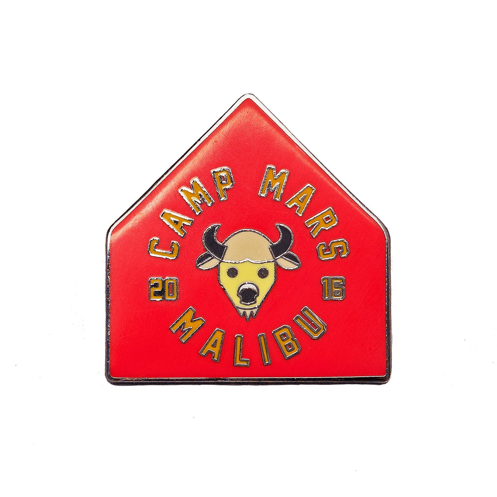 Camp Mars 2016 Commemorative Pin