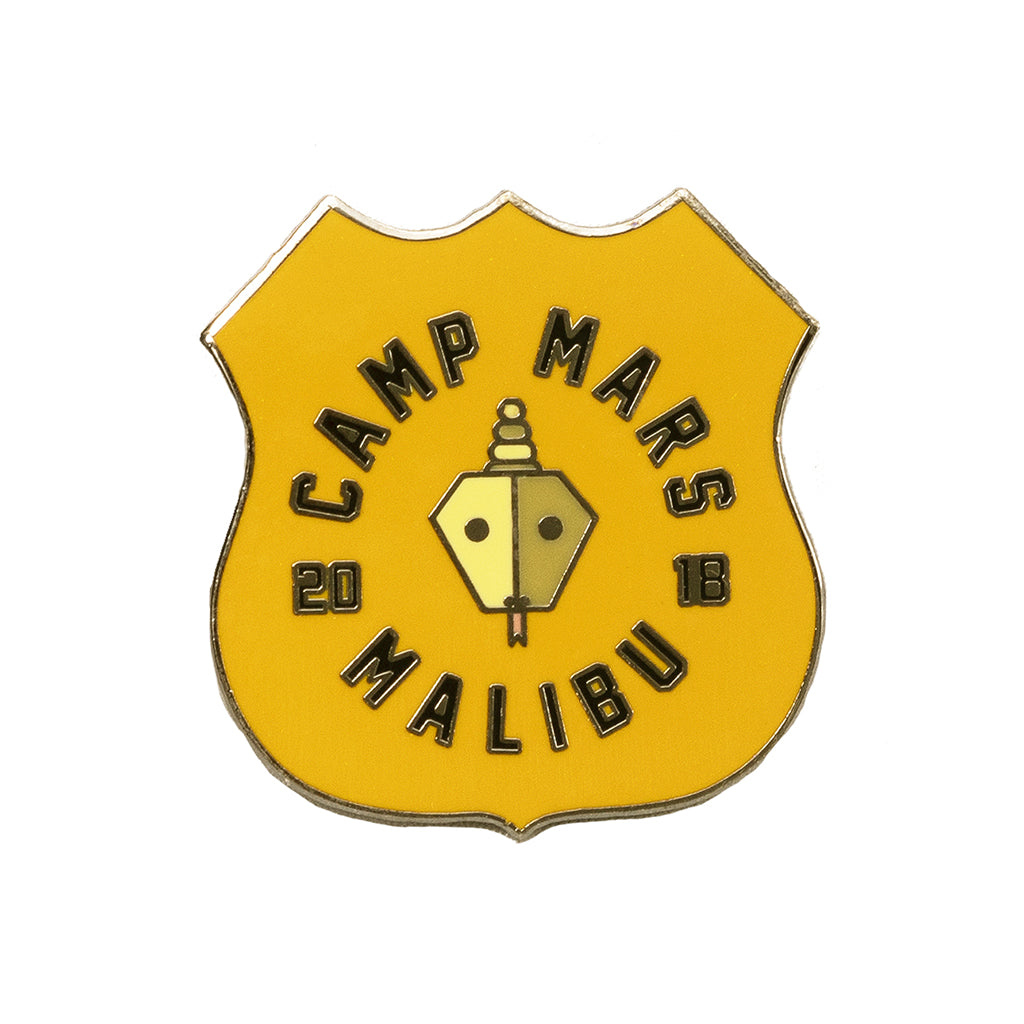 Camp Mars 2018 Commemorative Pin