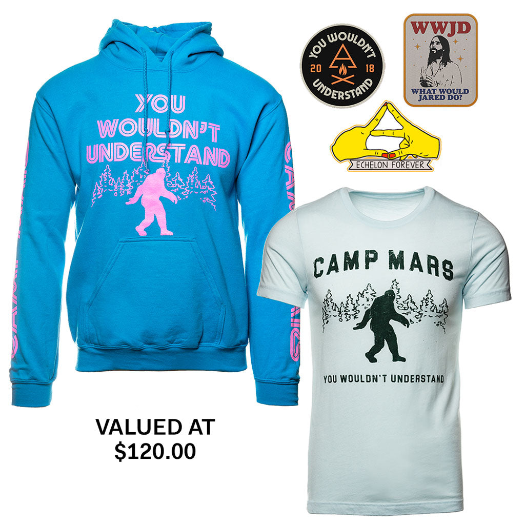 Camp Mars Bigfoot Bundle