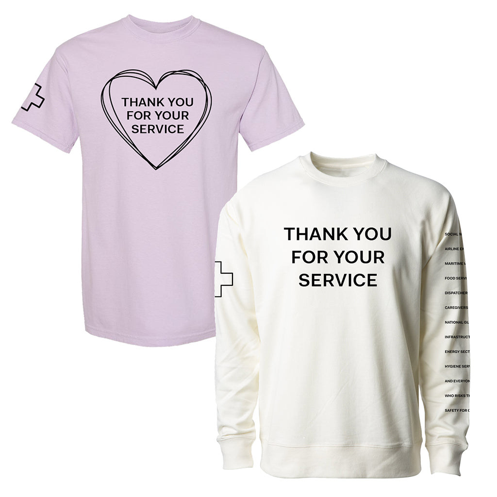 Thank You For Your Service Bundle (Pre-Order)