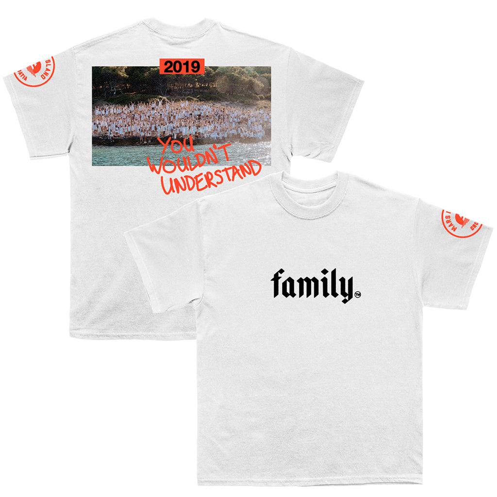 Mars Island 2019 Commemorative Family Tee (Pick Up Only)