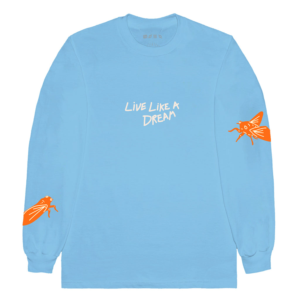 Mars Island 2021 Live Like A Dream Long Sleeve (Pick Up Only)