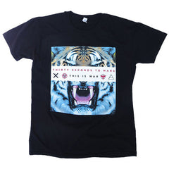 This Is War Tiger European Tour T-Shirt