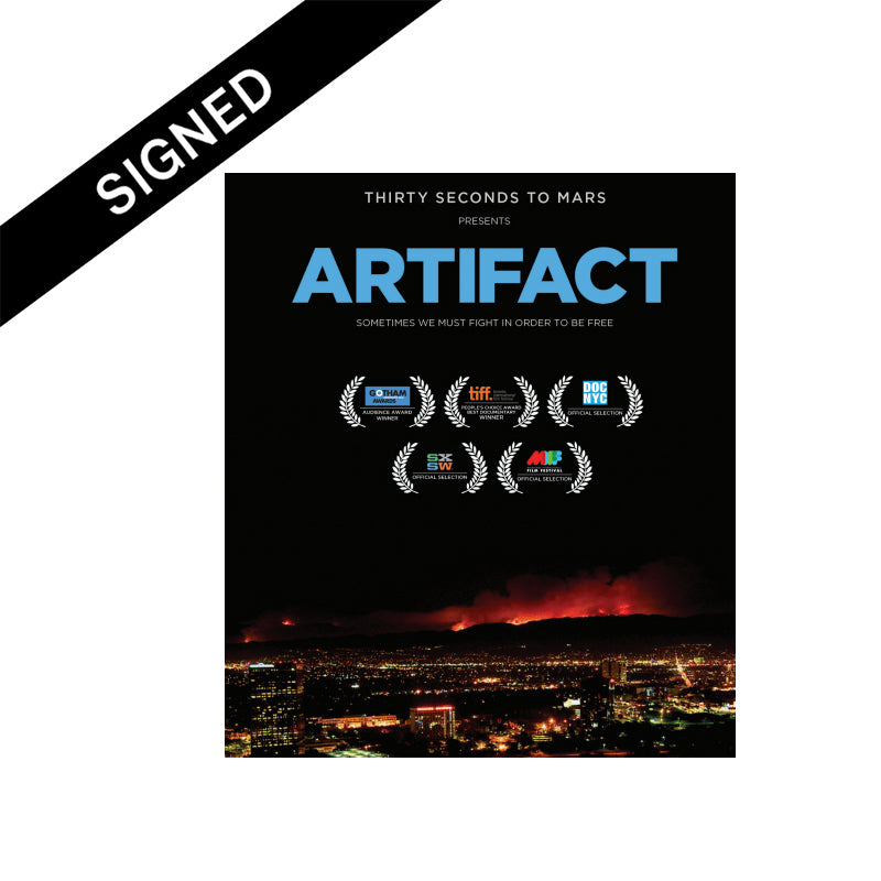 Artifact DVD (Signed)