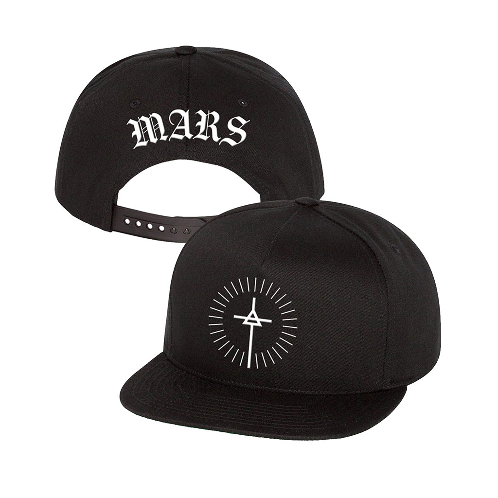 Europe Tour 2019 Circular Triad Snapback