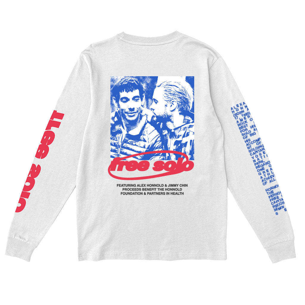 Jared Leto Cinema Club Free Solo Long Sleeve