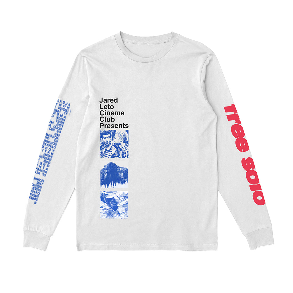 Jared Leto Cinema Club Free Solo Long Sleeve (Pre-Order)