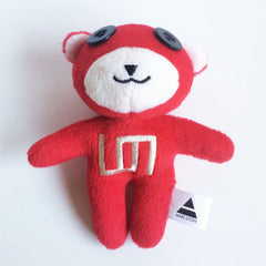 "Red Glyph Bear - Large 12"" (Pre-Order)"