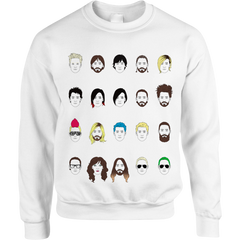 Jared Leto Portrait of a Madman Sweatshirt