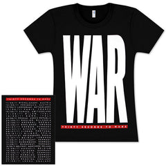 This Is War European 2011 Tour Ladies T-Shirt