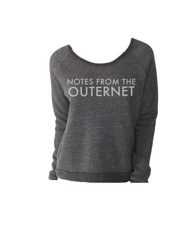 Notes From The Outernet Sweatshirt