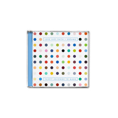 Love Lust Faith + Dreams CD