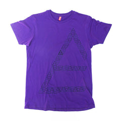 Tri T-Shirt (Purple)