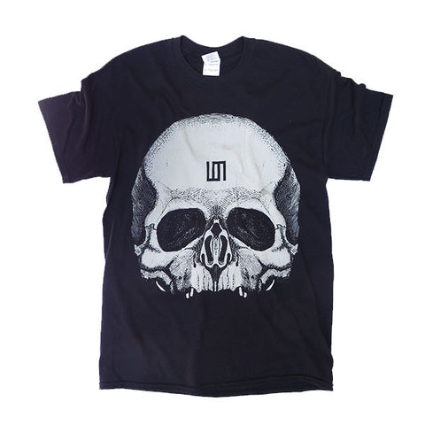 Skull Glyph North American 2014 Tour T-Shirt