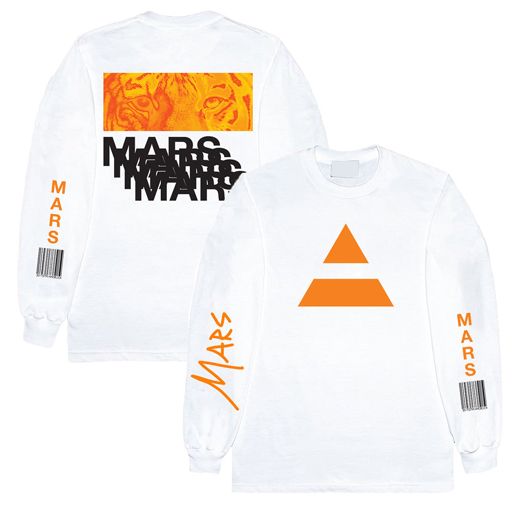 Europe Tour 2019 Tiger Long Sleeve