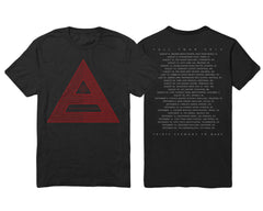 Scale Triad North America Tour Tee