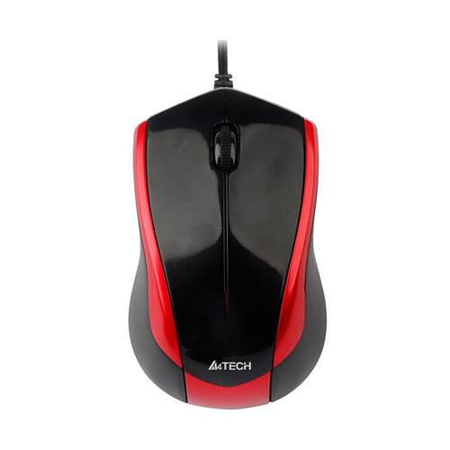 A4 TECH N 400 2 red black