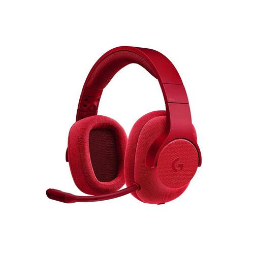 G433 Prodigy 7.1 Wired Surround - Red