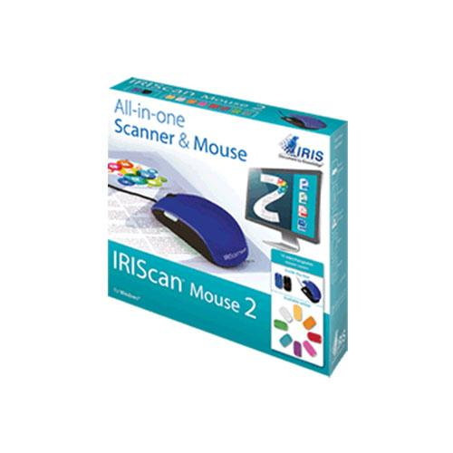IRISCAN AIO MOUSE & SCANNER