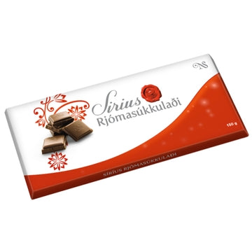 Síríus Cream Chocolate (150g)