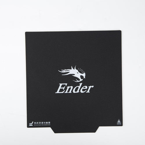 Creality3D 235x235mm Heated Bed Build Surface Ultra-Flexible Magnetic Sticker for Ender-3/pro/CR20