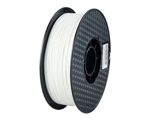 Creality3D PLA 3D Printer Filament, 1.75mm, 1kg Spool, White